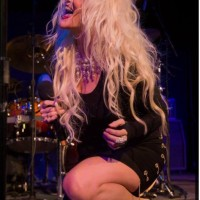 Pamela Moore - Female Metal Singer